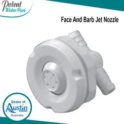 Face And Barb Jet Nozzle