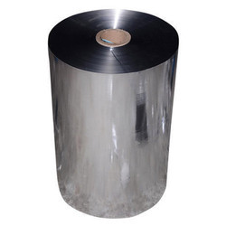 Silver Metalized BOPP Film