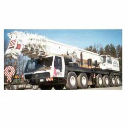 JLG Truck Mounted Cranes Hiring Service