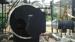 Boiler With Economiser