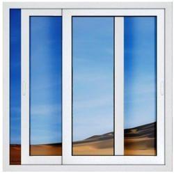 2 Track UPVC Sliding Door-2 Glass Panels  sc 1 st  Elgee Windoors & UPVC Sliding Doors - 2 Track UPVC Sliding Door-2 Glass Panels ...