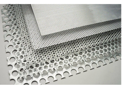 Perforated Sheet - Manufacturer from Delhi