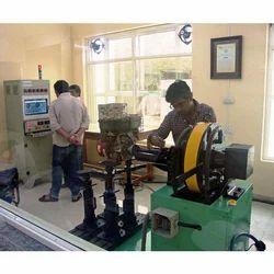 Petrol Engine Test Setup