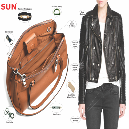 Bags & Garments Metal Accessories