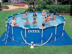 Readymade swimming pools suppliers manufacturers traders in india for Prefab swimming pools cost in india