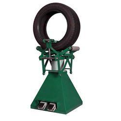 Section Tyre Repair Machine