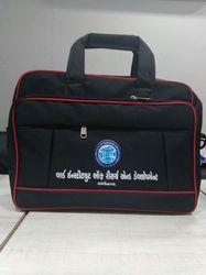 Expandable office executive bag