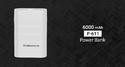 P-611- Powerbank 6000mah