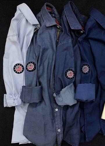 Branded Denim Shirts Luis Ridden