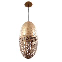Jainsons Emporio Kelly Gold Pendant Lamp