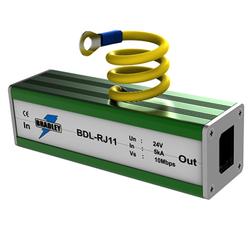 RJ45 Ethernet LAN Telecommunication Surge Protector