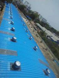 Wind Roof Ventilator