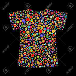 Multicolored T - Shirt