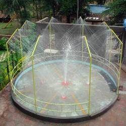 how to make rain dance setup