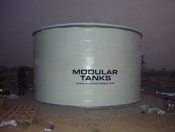Commercial Fire Tank