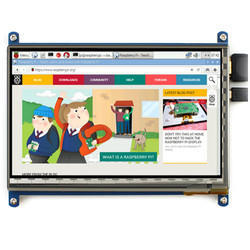7 Inch Capacitive Touch Screen For Raspberry PI