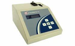 Digital Photoelectric Colorimeter, 115 Systronics