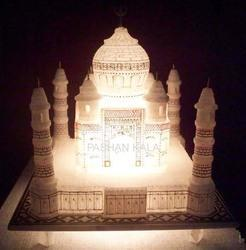 Marble Taj Mahal Replica Taj Mahal Wholesale Trader From