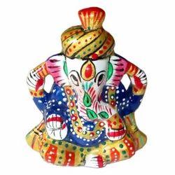 Meena Pagdi Ganesha Statue