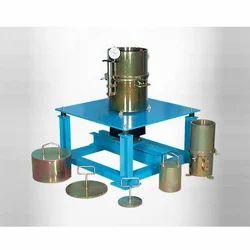 Relative Density Apparatus For Soil