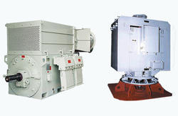 Crompton Greaves Air Cooled Induction Motors(HV)