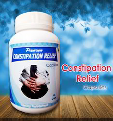 Constipation Relief Capsules