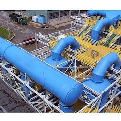 FRP Ducting Pipe & Gas scrubbers - FRP Ducting Pipe Manufacturer from Ghaziabad