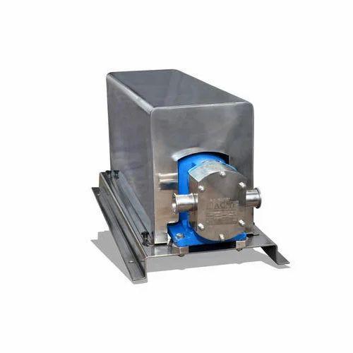 SS316 Positive Displacement Lobe Pump