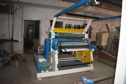Vertical Type Corrugated Box Machines