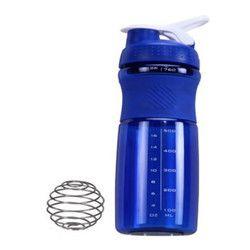 Blue Heavy Blender Bottles