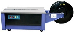 Low Table Top Semi Automatic Strapping Machines