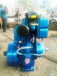 Diesel Air Cooled Engine