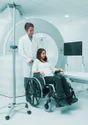 MRI Compatible Wheel Chair