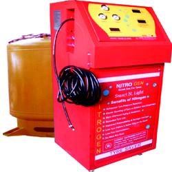 Nitrogen Tyre Inflation System (2010)