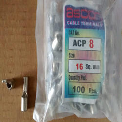 Ascon acp 8 size 16mm non i Cable Terminal