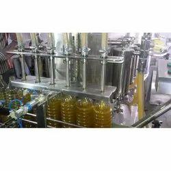 Mustard Oil Filling Machine