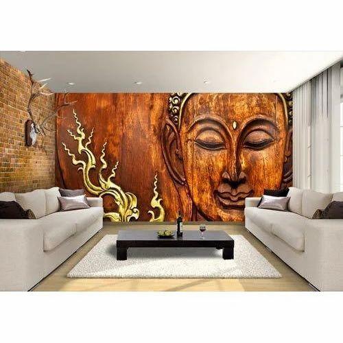 Customized Wallpaper Digital Wall Wallpaper Manufacturer