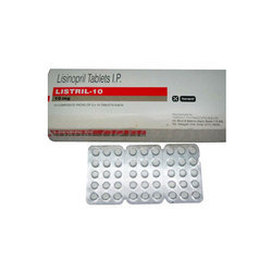 Listril 10 Tablet