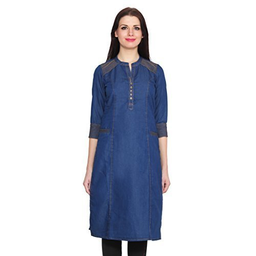 62eccbb18af Denim Kurti at Best Price in India