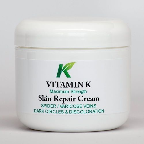 skin care products with vitamin k