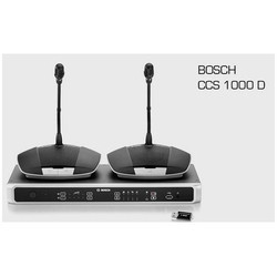 CCS-1000 D Digital Discussion System
