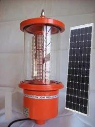 Solar Medium Intensity Aviation Light