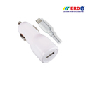CC 40 iPh 5 White Car Charger