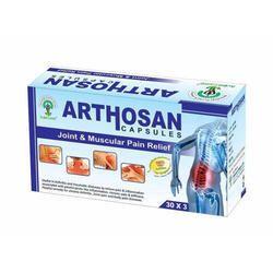 Ayurvedic Arthosan Capsules
