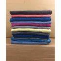 Colored Plain Hotel Towels