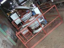 Semi Automatic Deburring Machine