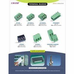 PCB Mount Terminal Blocks