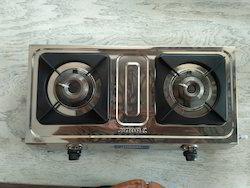 BPL Double Burner LP Gas Stove