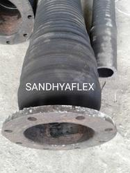 Sand and Grovel Hose With Fitting