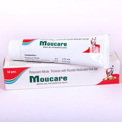 Potassium Nitrate, Sodium Monoflurophosphate & Triclosan Gel